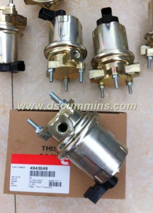 4943049 cummins fuel transfer pump
